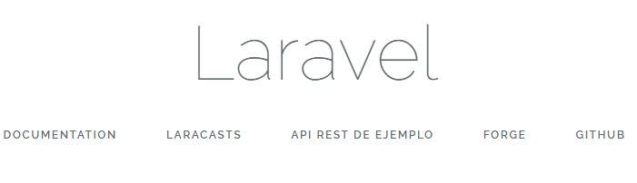 Laravel framework tutorial 01 creacin de api restful manuais portada laravelg malvernweather Images