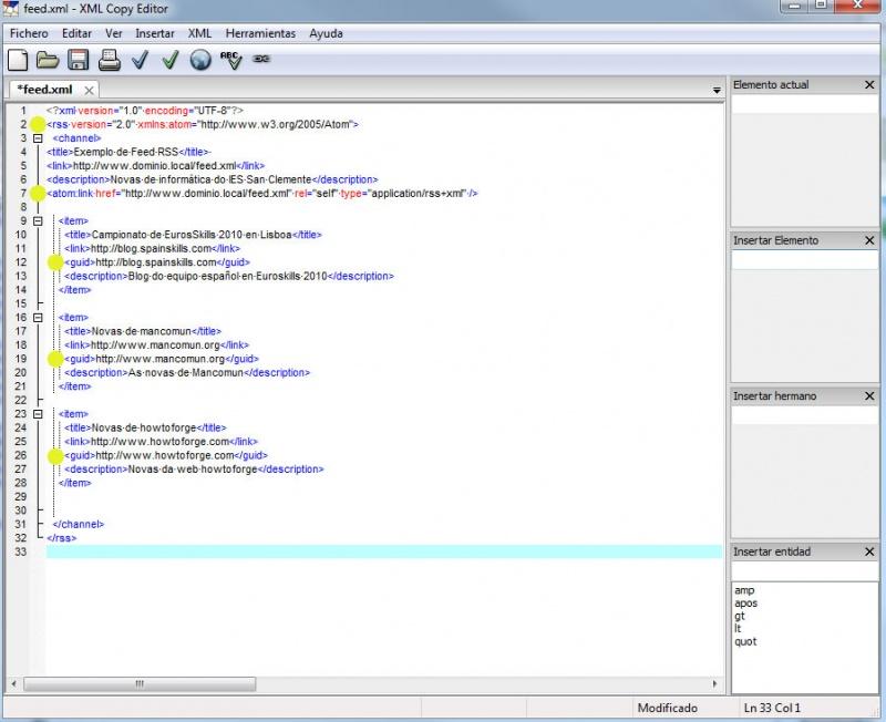Xml copy editor скачать на русском - фото 8